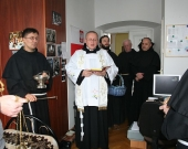 Koleda w Klasztorze i u Siostr 2008