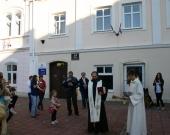 Poswiecenie zwierzat - uroczystosc sw.Franciszka