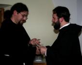 Wigilia w klasztorze 2008