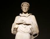 Poswiecenie figury sw. Franciszka