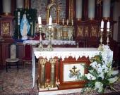 Poswiecenie oltarza